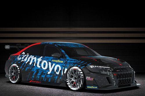 Comtoyou met vier nieuwe Audi's in WTCR