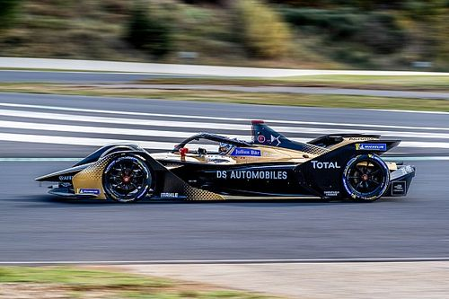 DS Techeetah to start 2020/21 Formula E season with old package