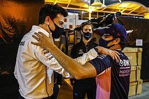 Вольф: С Пересом Red Bull станет сильнее