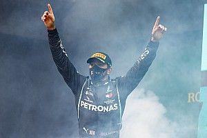 Mercedes ne s'attend pas à une prolongation de 3 ans avec Hamilton