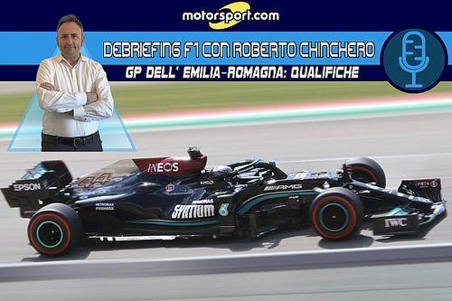 Podcast F1: Chinchero analizza le Qualifiche del GP di Imola