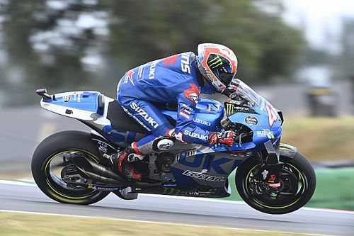 "Rins ""did nothing wrong"" in Portugal MotoGP crash"