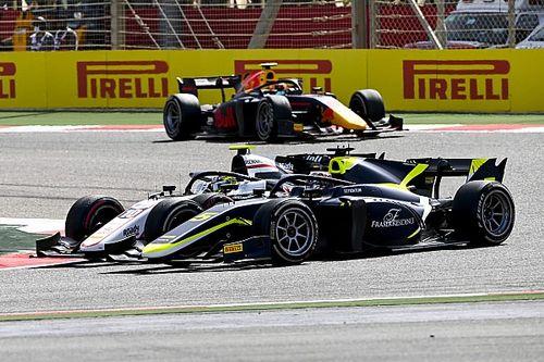 Ticktum: ''Yavaş pit stop yüzünden ana yarışı kazanamadık''