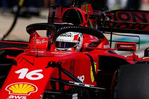 """ルクレール、フェラーリの最新PUに好感触。決勝はフェルスタッペンも""""活用""""し、追い上げを狙う"""
