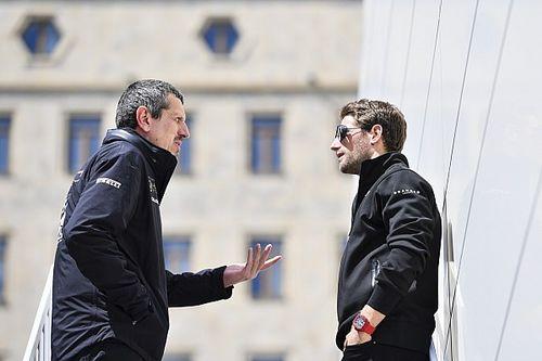 """""""Difficile à gérer"""" selon Steiner, Grosjean rappelle le passé"""