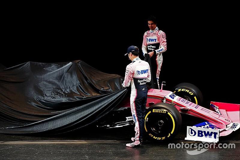 Как выглядит новая раскраска Racing Point: фото