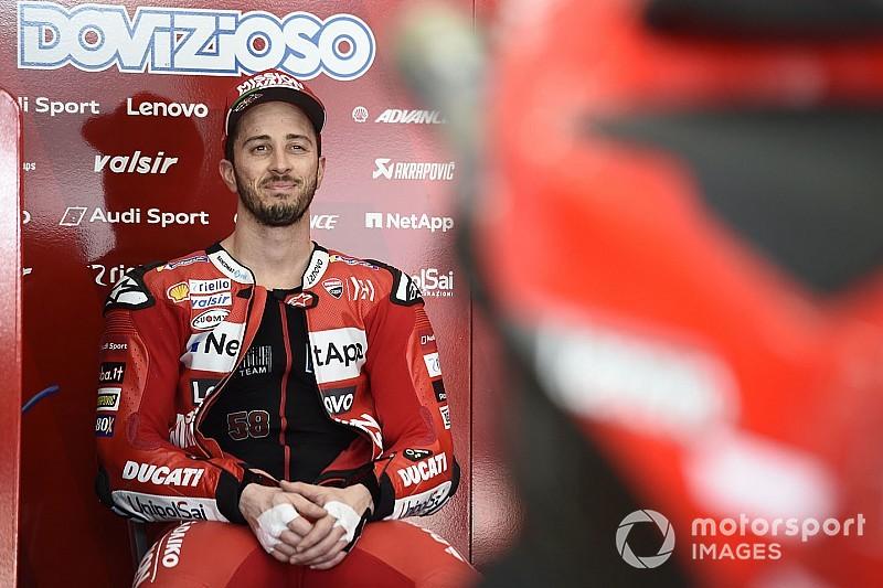 Dovizioso : La domination de Ducati en essais?