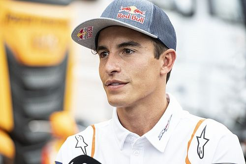 "Honda: Marquez's recovery ""a slower process"" than expected"