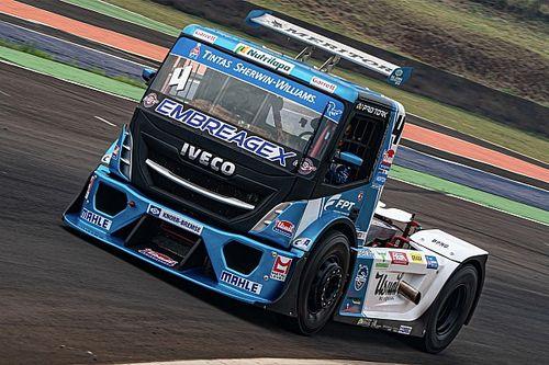 Copa Truck: Giaffone crava pódio na última volta em Cascavel