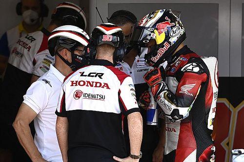 LCR Honda MotoGP'nin bir çalışanının COVID-19 testi pozitif çıktı