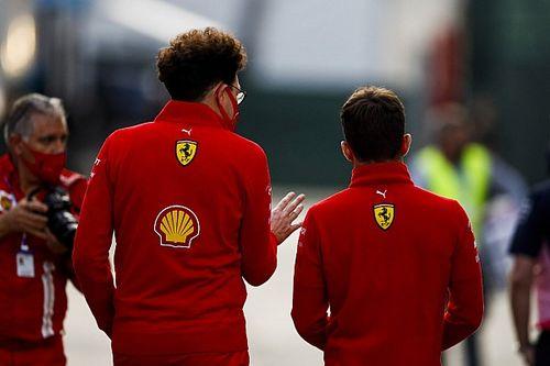 """Binotto: """"2020'de Leclerc, takım lideri kimliğini kanıtladı"""""""