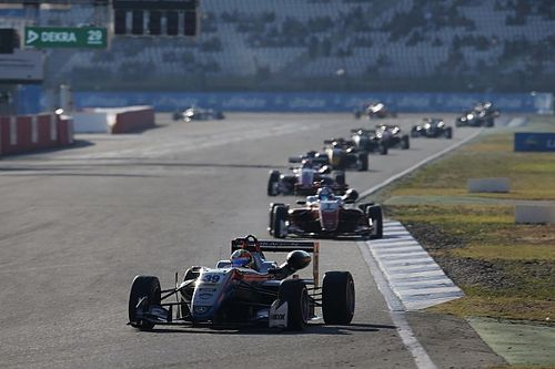 Formula European Masters series cancelled