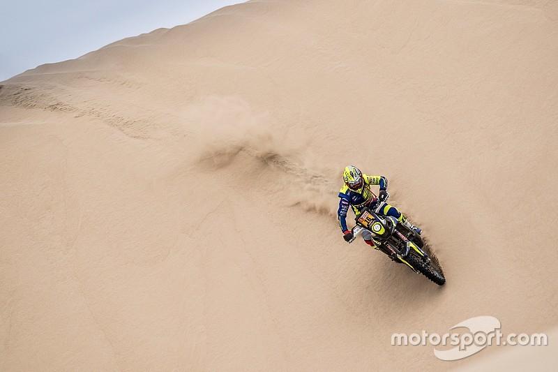 Motos, étape 9 - Victoire pour Michael Metge, abandon pour Van Beveren