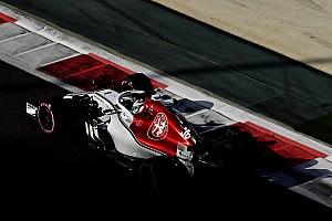 A Sauber február 18-án leplezi le Giovinazzi és Räikkönen autóját
