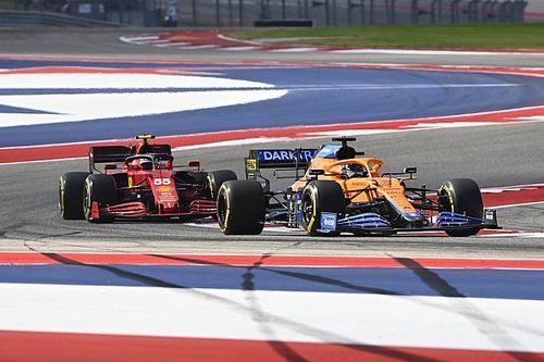 Ferrari en McLaren maken zich op voor spannend duel in de VS