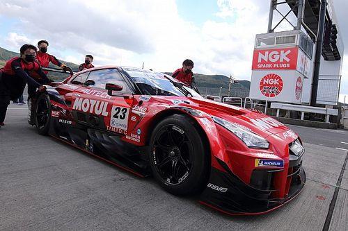 【スーパーGT】第6戦オートポリス公式練習 GT500は23号車GT-R、GT300は52号車埼玉トヨペットがトップタイム