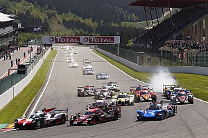 WEC Livefeed Live: Follow the WEC 6 Hours of Spa as it happens