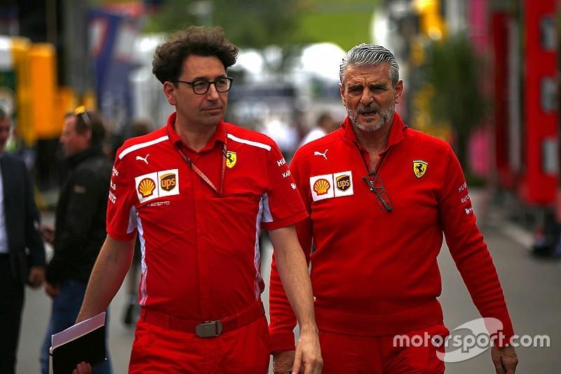 Rumor Binotto ke Mercedes, Arrivabene: Itu berita palsu