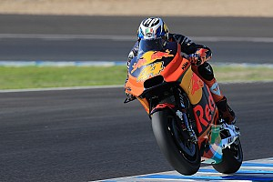 MotoGP News Pol Espargaro: Für die Top 5 braucht KTM eine halbe Sekunde