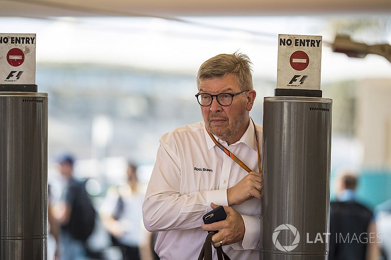 "Ross Brawn über Motorendiskussion: ""Es war wie im Restaurant …"""