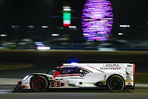 IMSA Ultime notizie 24 Ore di Daytona, 12° ora: Rahal si gira, Pagenaud sale in testa