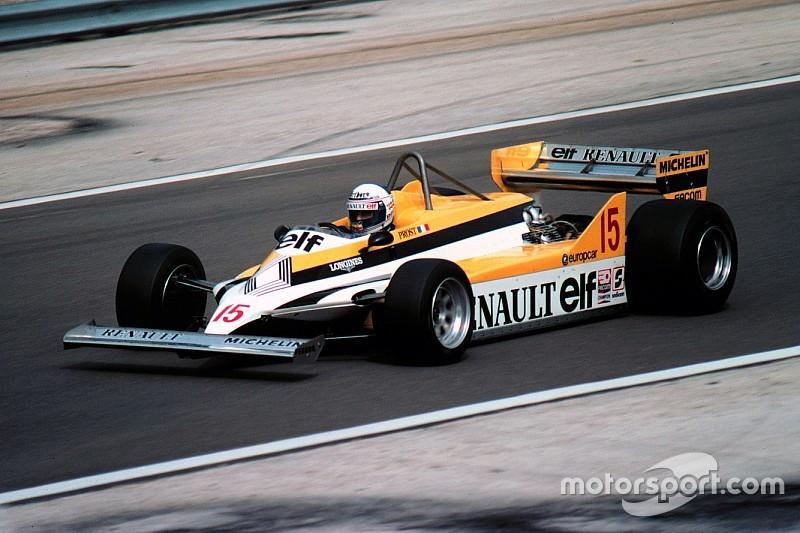 GALERIA: Relembre todos os carros da Renault na F1 desde 1977