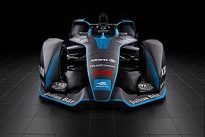 VIDEO: el nuevo coche Fórmula E Gen2