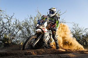 Dakar Ultime notizie Pain è il primo pilota Elite che vince la Dakar nella Original by Motul