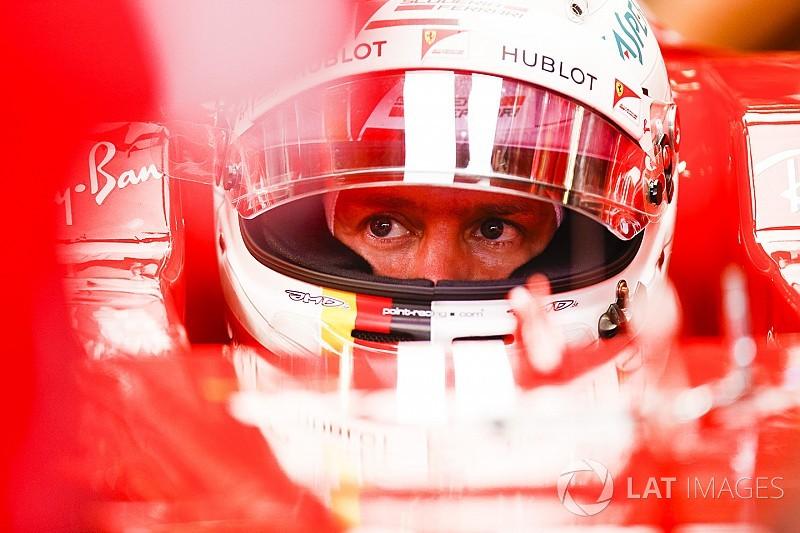 В Ferrari решили собрать для Феттеля новое шасси