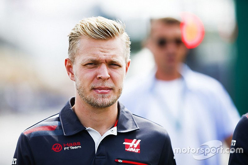 Steiner dice que los rivales de Magnussen no pudieron minar su confianza