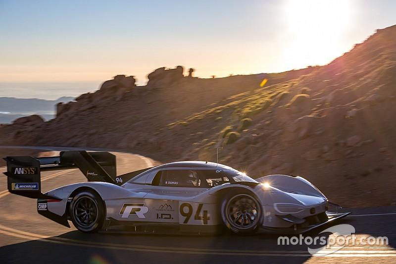 Las mejores historias de 2018, #20: Un VW eléctrico rompe el récord de Pikes Peak