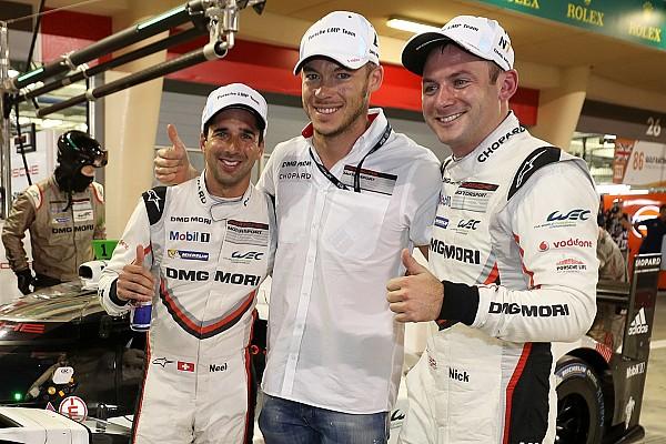 WEC Porsche logra la pole para su despedida y López es segundo