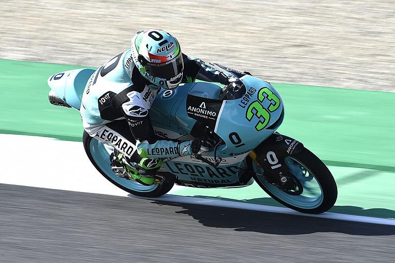Bastianini ganó y Rodrigo obtuvo su primer podio en Moto3