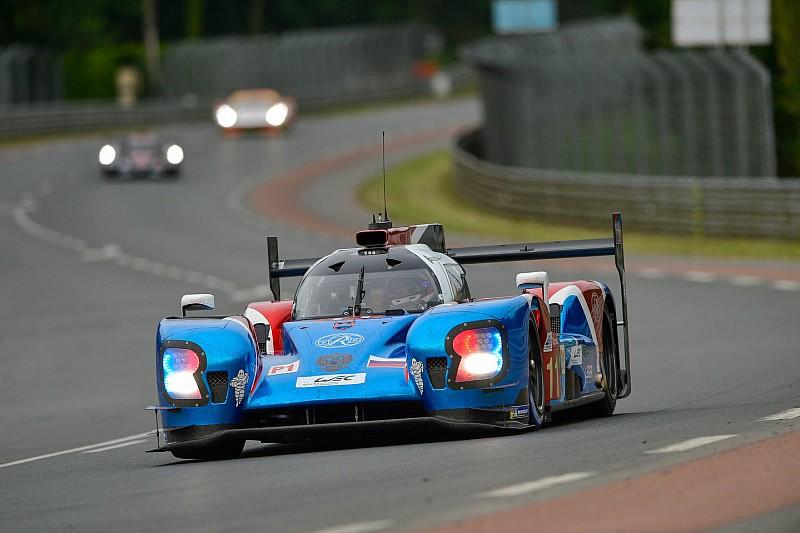 Button apunta al podio como objetivo de SMP en Le Mans