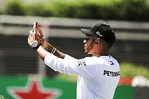 Hamilton : La F1 est à