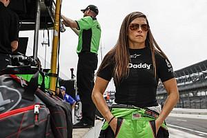 Danica Patrick can't explain crash in final Indy 500