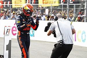 Verstappen op één na beste coureur van 2017 volgens Autosport