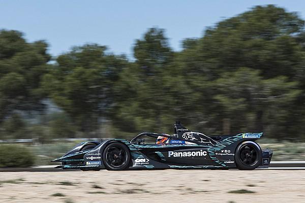 Formule E Nieuws Nieuwe Formule E-wagen