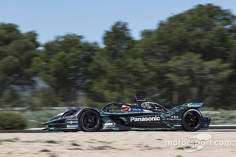 Nieuwe Formule E-wagen