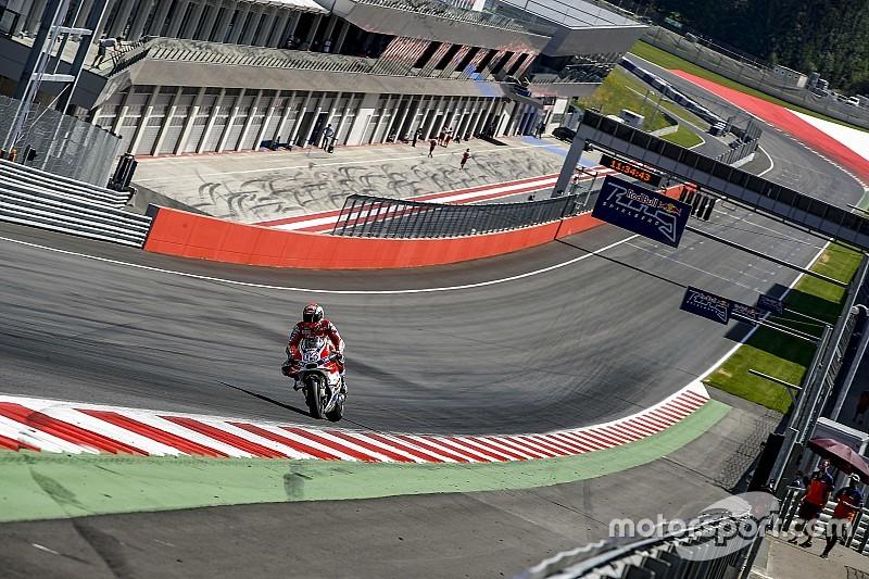 MotoGP ubah layout tikungan terakhir Red Bull Ring