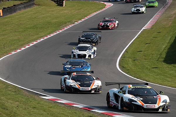 Blancpain Sprint Ratel doesn't fear competition from ACO GT3 series