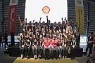 Kimi se reunió con alumnos de la UNAM