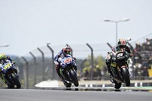 موتو جي بي أخبار عاجلة زاركو تذكّر سقوطه في قطر أثناء تصدّره لسباق لومان