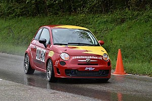 Coupes marques suisse Résumé de course Abarth Trofeo : Schmid interrompt la domination de Wyssen