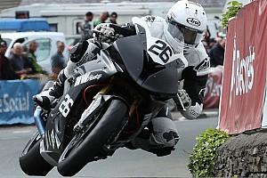 Road racing Новость Isle of Man TT: третья смерть гонщика за два дня