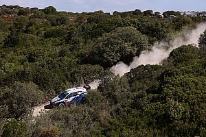 WRC Leg report Italy WRC: Paddon leads close five-way fight