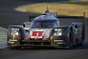 Le Mans 速報ニュース 【ル・マン24h速報】首位1号車ポルシェ、まさかの失速/20時間経過