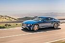 Prodotto Bentley Continental GT, la terza generazione al Salone di Francoforte