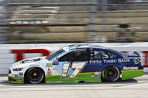 NASCAR Cup Breaking news Fifth Third Bank reinvests with Roush Fenway Racing and Stenhouse