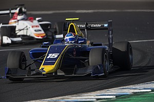 GP3 Новость Команда DAMS покинет GP3 в 2018 году